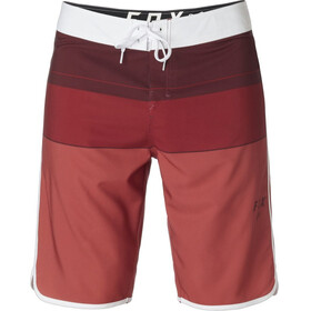Fox Step Up Stretch Bathing Trunk Men red